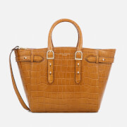 Aspinal of London Women's Marylebone Medium Tote Bag - Tan