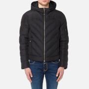 Versace Collection Men's Down Jacket Blouson - Nero