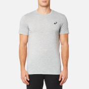 Asics Men's Spiral Top - Medium Grey Heather