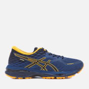 Asics Running Men's Gel Cumulus 19 GTX Winter Running Trainers - Limoges/Peacoat/Gold Fusion