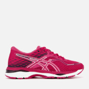 Asics Running Women's Gel Cumulus 19 Trainers - Cosmo Pink/White/Winter Bloom