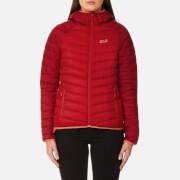 Jack Wolfskin Women's Zenon Storm Jacket - True Red