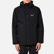 Jack Wolfskin Men's Iceland 3-in-1 Jacket - Black