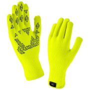 Sealskinz Ultra Grip Gloves - Yellow