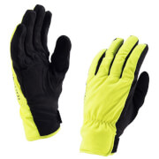 Sealskinz Brecon Gloves - Black/Yellow
