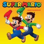 Super Mario Bros. Calendar 2018