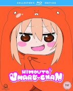 Himouto! Umaru-chan - Complete Season Collection (Blu-ray/DVD Collector's Edition)