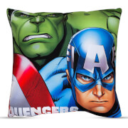 Coussin Captain America/ Hulk Disney Marvel