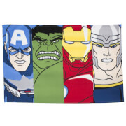 Disney Marvel Avengers Lineup Fleece Blanket