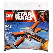 LEGO: Star Wars Poe's X-Wing Fighter (30728)