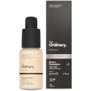 The Ordinary Serum Foundation with SPF 15 by The Ordinary Colours 30ml (Various Shades)