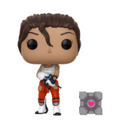 Portal Chell with Portal Gun Pop! Vinyl Figure