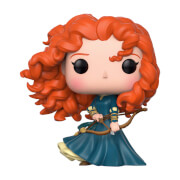 Figura Pop! Vinyl Mérida - Disney Brave (Indomable)