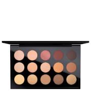 MAC Eye Shadow x 15 - Warm Palette