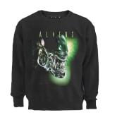 Aliens Xenomorph Men's Black Sweatshirt