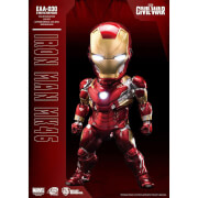Beast Kingdom Marvel Captain America: Civil War Egg Attack Iron Man Mark XLVI 16cm Action Figure