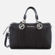 Karl Lagerfeld Women's K/Kool Duffle Bag - Black