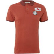 Tokyo Laundry Men's Downtown Polo Shirt - Cowhide