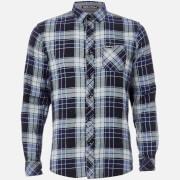 Camisa Tokyo Laundry Nashville - Hombre - Azul