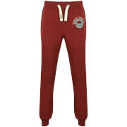 Tokyo Laundry Men's Tigerton Falls Brush Back Sweatpants - Oxblood