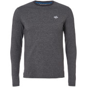 Le Shark Men's Highgate Long Sleeve Top - Asphalt Grey