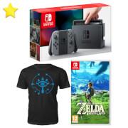 Nintendo Switch Hyrule Hero Pack