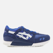 Asics Kids' Gel-Lyte III Trainers PS - Asics Blue/White