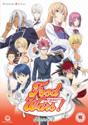 Food Wars! Complete - Season 1 (Episodes 1-24)