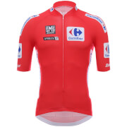 Santini Kids' La Vuelta 2017 Leaders Jersey - Red