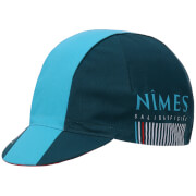 Santini La Vuelta 2017 Stage 1-2-3 Nimes Race Cap - Blue/Red