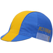Santini La Vuelta 2017 Stage 19-20 Asturias Race Cap - Blue/Yellow