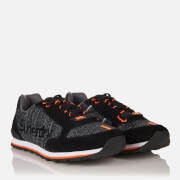 Superdry Men's Superweave Runner Trainers - Black