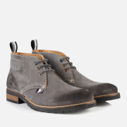 Superdry Men's Ryan Desert Boots - Coalmine