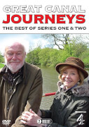 Great Canal Journeys: The Best of Series One & Two (Prunella Scales & Timothy West)