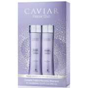 Alterna Haircare Caviar Instant Recovery Repair Duo Gift Set (Worth £69.00)
