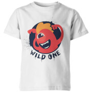 Wild One Kid's White T-Shirt