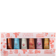 Crabtree & Evelyn Bestsellers Hand Therapy Sample 6 x 25g