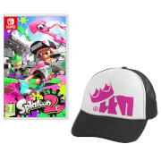 Splatoon 2 and Cap