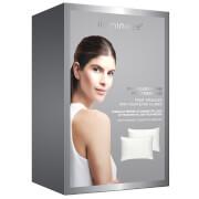 Iluminage Skin Rejuvenating Pillowcase Duo -ihonhoitotyynyliina x 2, White