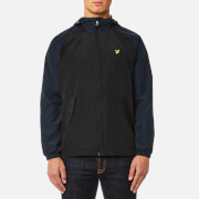 Lyle & Scott Men's Anorak - True Black