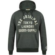 Tokyo Laundry Men's Timberfield Hoody - Hunter Green