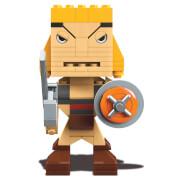 Mega Bloks Kubros Master of Universe He-Man Figure
