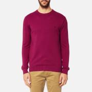 Joules Men's Crew Neck Sweater - Rhubarb Marl