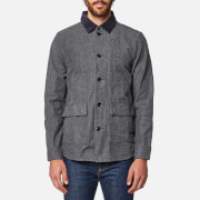 Barbour Men's Earmont Overshirt - Grey