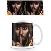 Pirates of the Caribbean Coffee Mug (Can You Keep a Secret)