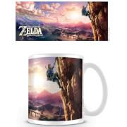 The Legend of Zelda: Breath of the Wild Coffee Mug (The Climb)