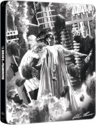La Fiancée de Frankenstein : Collection Alex Ross - Steelbook Exclusivité Zavvi