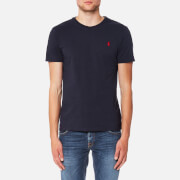 Polo Ralph Lauren Men's Custom Fit Crew Neck T-Shirt - Ink