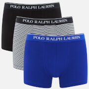 Polo Ralph Lauren Men's 3 Pack Boxer Shorts - Stripe