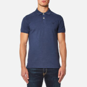 GANT Men's Contrast Collar Polo Shirt - Navy
